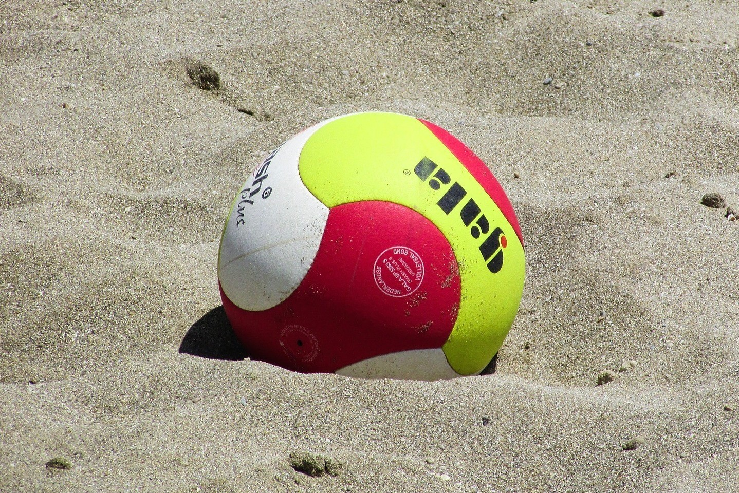 Beach Volleyball auf Langeoog